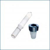 Honeywell HBD 551 Quick Change Probe Type pH Electrode
