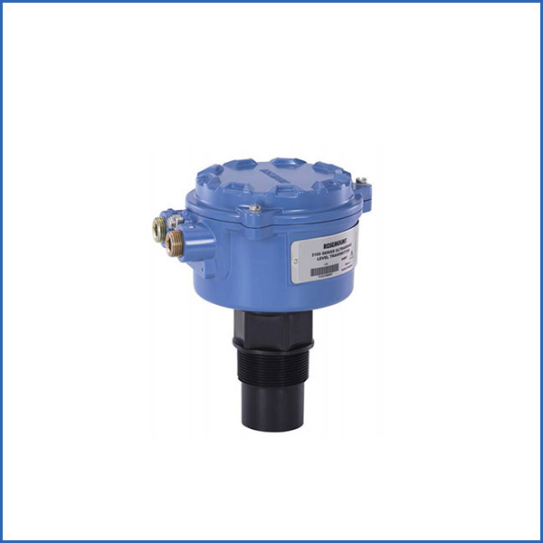 Rosemount 3100 Series Ultrasonic Level Transmitter