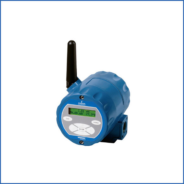 Rosemount 6081 Wireless Transmitter for pH and ORP and Conductivity