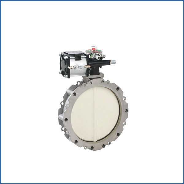 WAM VFS Series Powder Pneumatic Valve