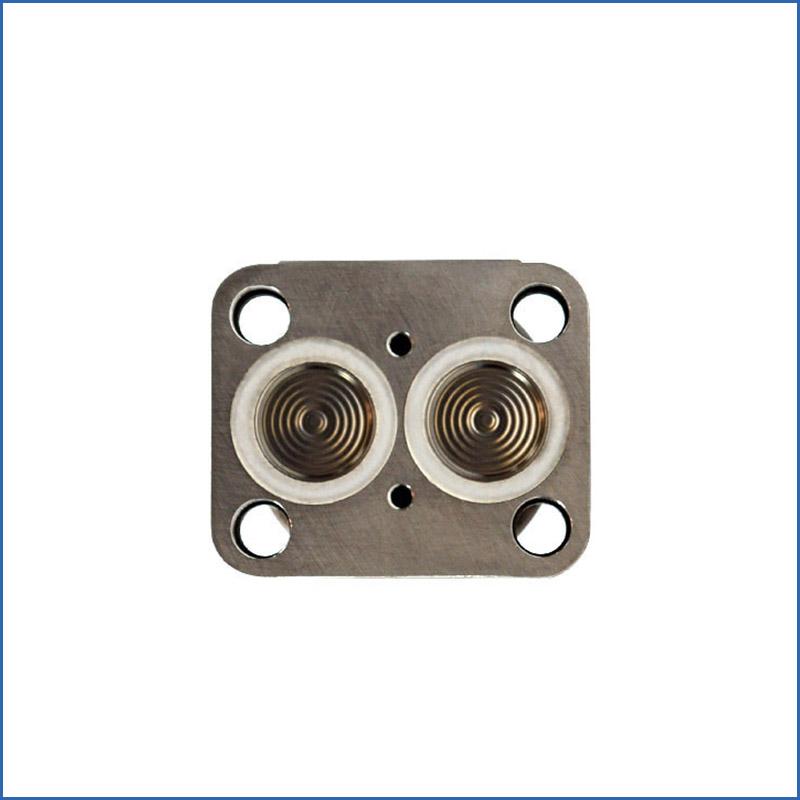 America Original Alloy C-276 diaphragm capsule pressure transmitter sensor for Rosemount 3051CD1A23A1AHR5B4