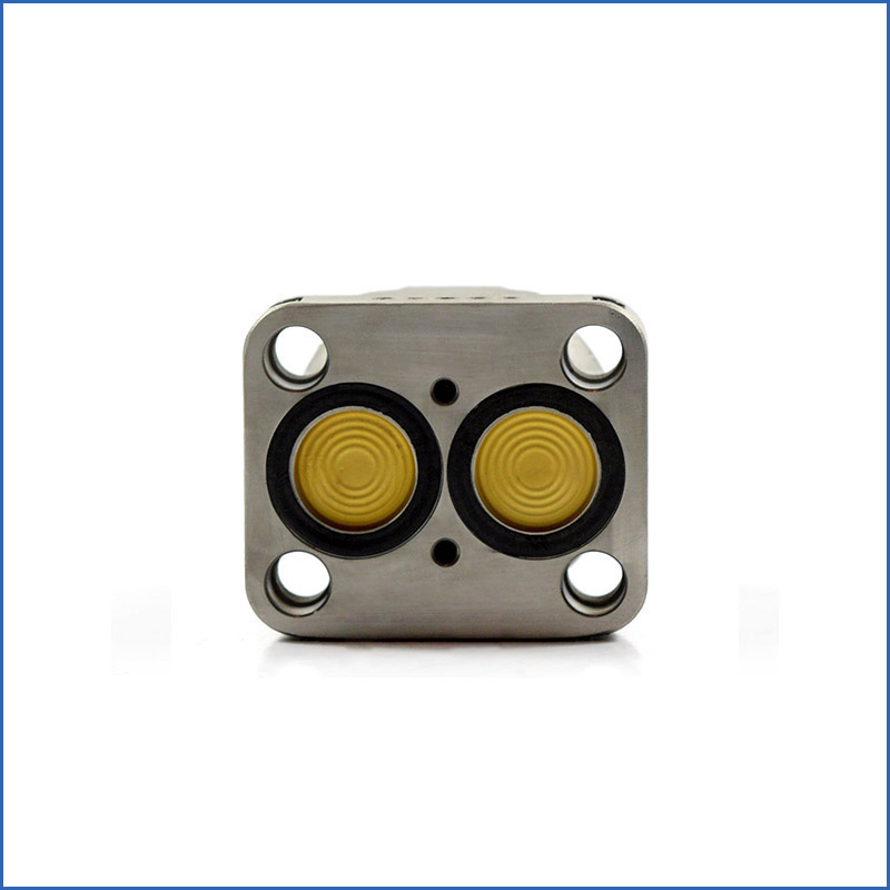 America Original Gold-plated Alloy 400 diaphragm capsule pressure transmitter sensor for Rosemount 3051CD4A26A1AHR5B4