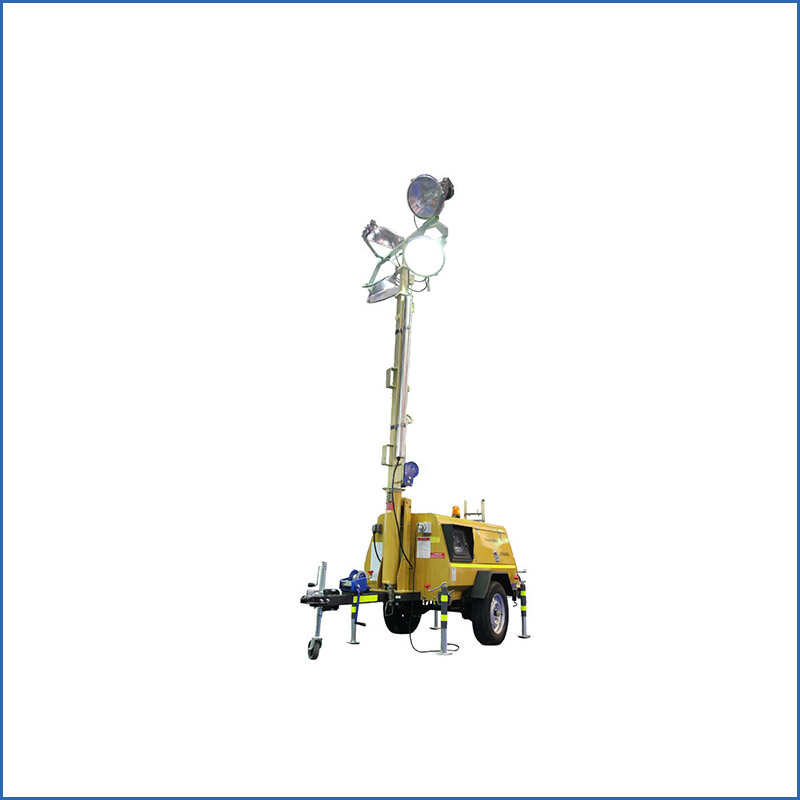 AT4000 vehicle-mounted mobile light tower