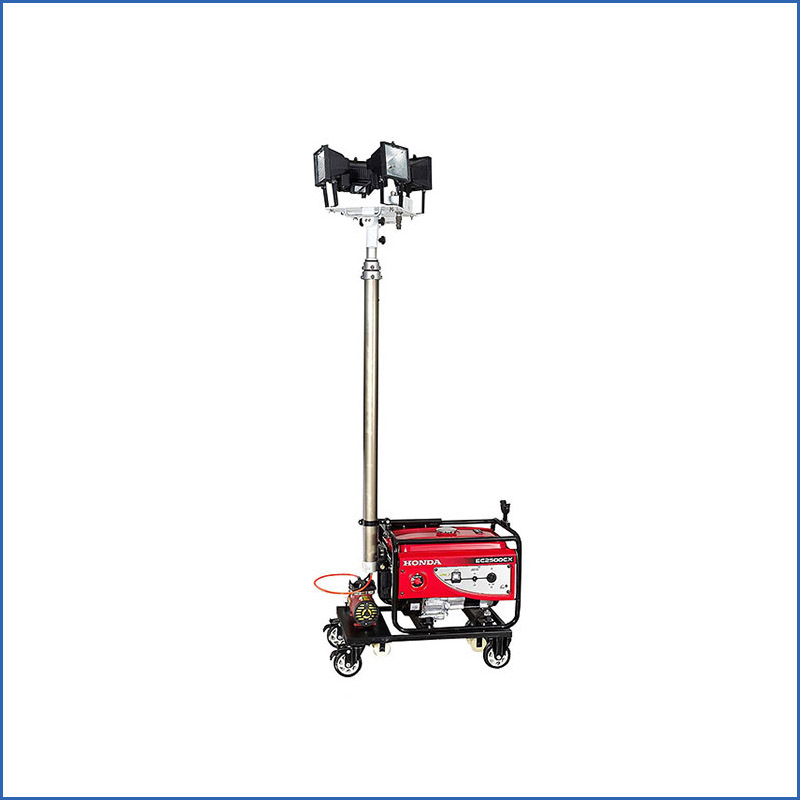 AT7188A hot sale high mast automatic lifting light tower