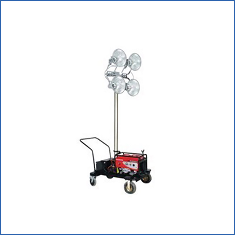 AT7188D 1600w 220v metal halide mobile lighting car
