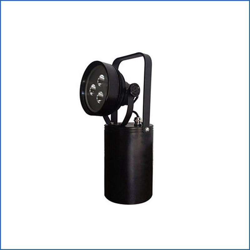 AT7195D multi functional high light portable HID led accent light