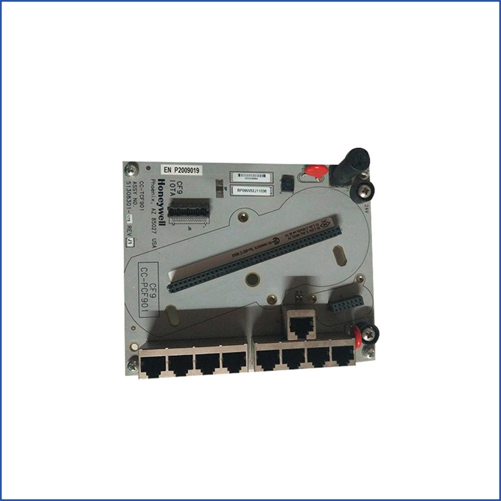 Honeywell Analog output module backplane CC-CC-TAON01