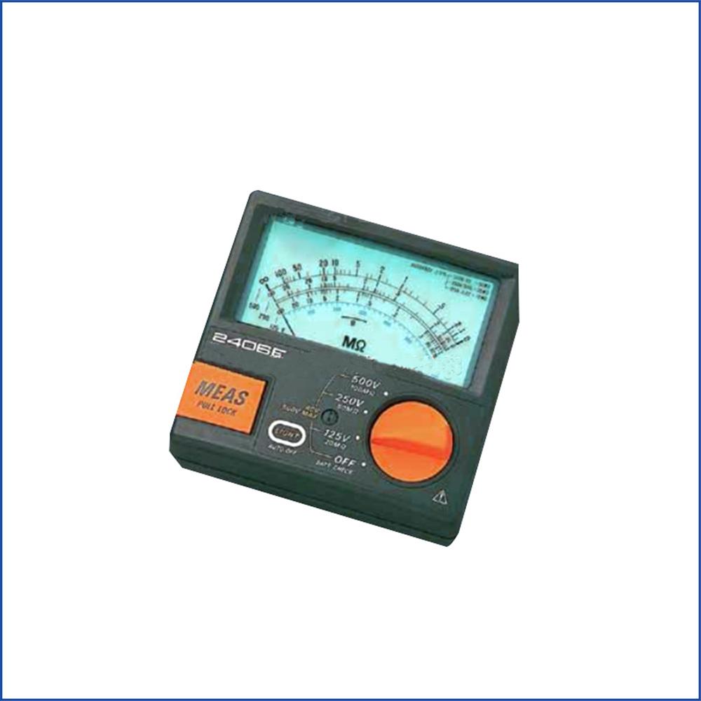 Yokogawa Digital Insulation Tester 2406E