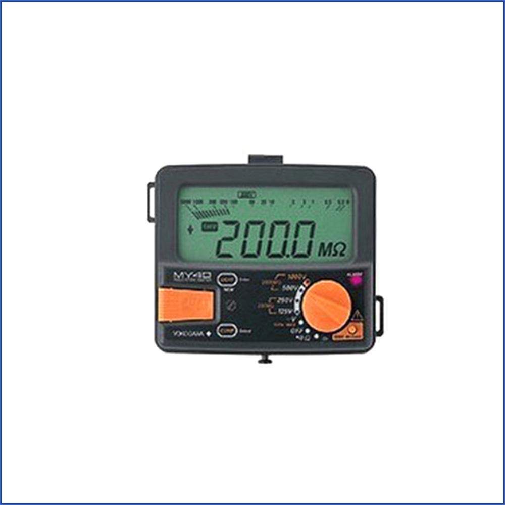 Yokogawa Digital Insulation Tester MY10