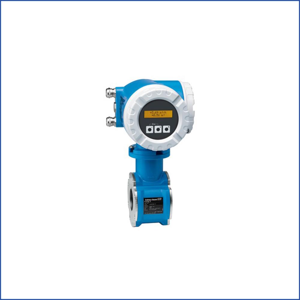 Endress Hauser Electromagnetic Flowmeter Proline Promag 50D