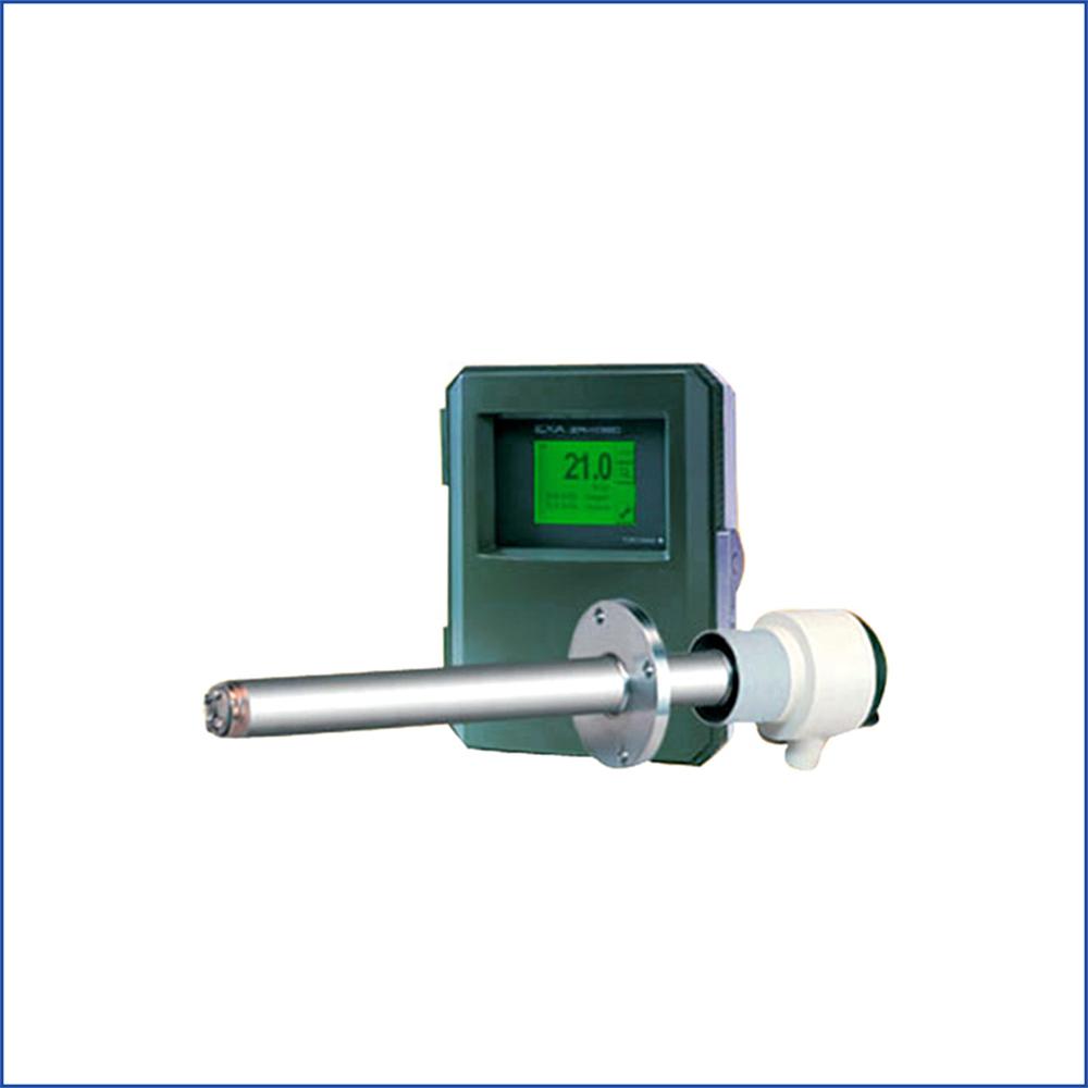 Yokogawa ZR22S Zirconia oxygen analyzer