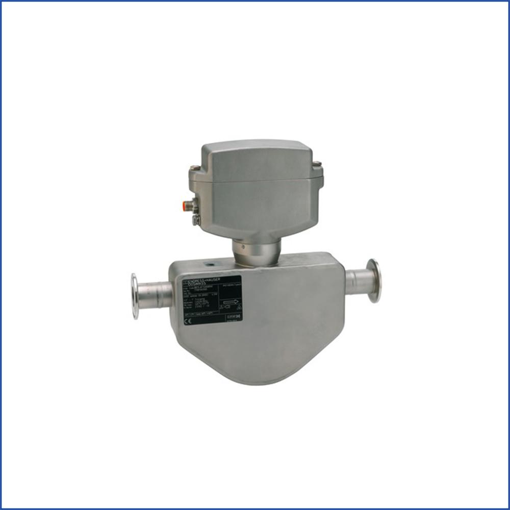 Endress Hauser Dosimass Coriolis mass flowmeter