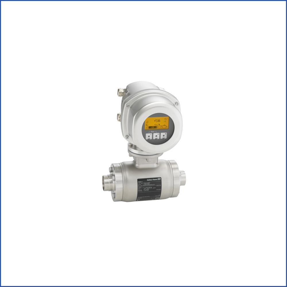Endress Hauser Electromagnetic Flowmeter Proline Promag 53H