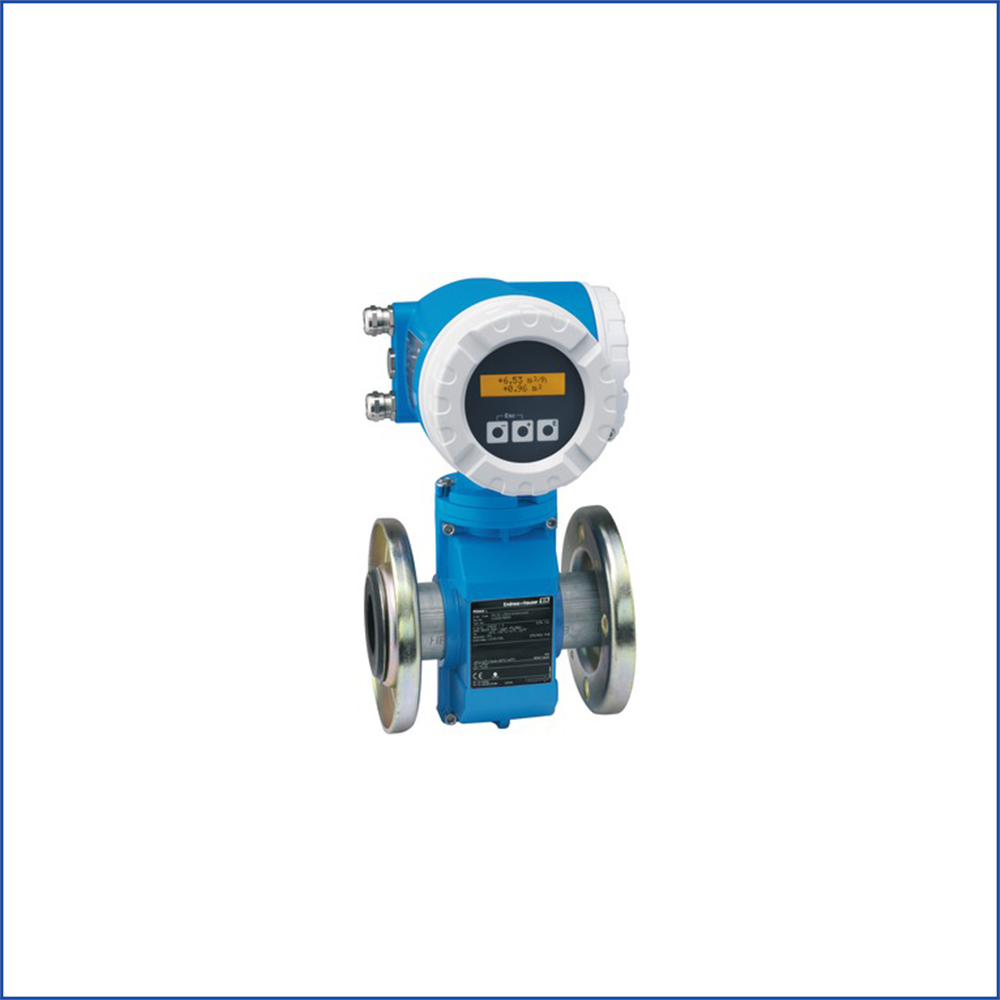 Electromagnetic Flowmeter Endress Hauser Proline Promag 53L