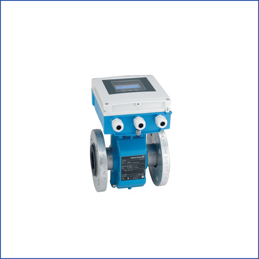 Endress Hauser Electromagnetic Flowmeter Proline Promag D 400
