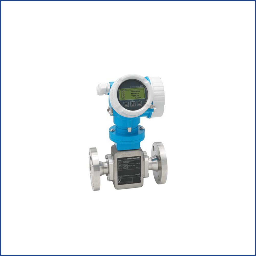 Endress Hauser Electromagnetic Flowmeter Proline Promag H 200