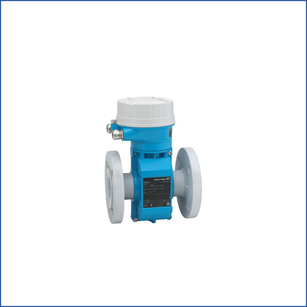 Endress Hauser Proline Promag P 100 Electromagnetic Flowmeter