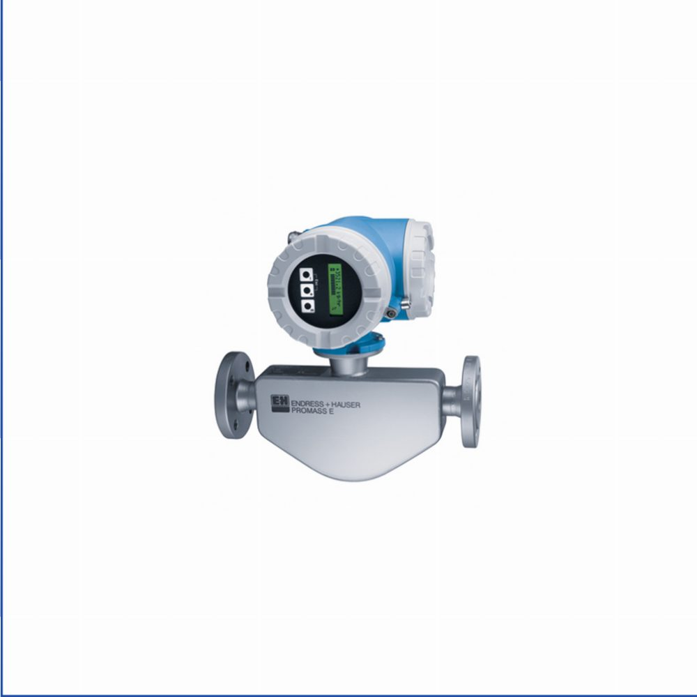 Endress Hauser Proline Promass 80E Coriolis mass flowmeter