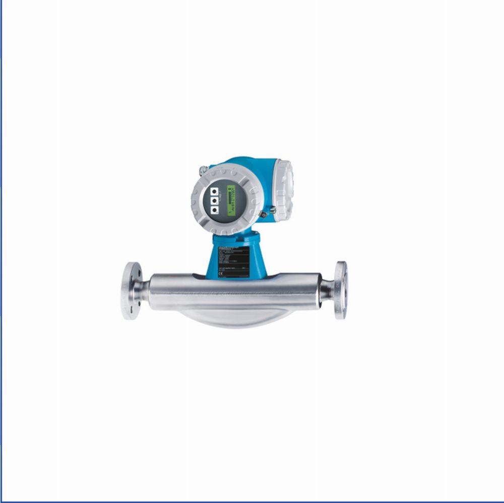Endress Hauser Proline Promass 83F Coriolis mass flowmeter