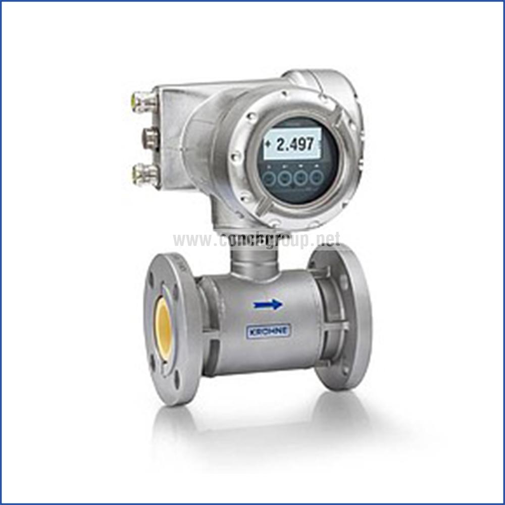 Germany Krohne Electromagnetic Flowmeter OPTIFLUX7300C