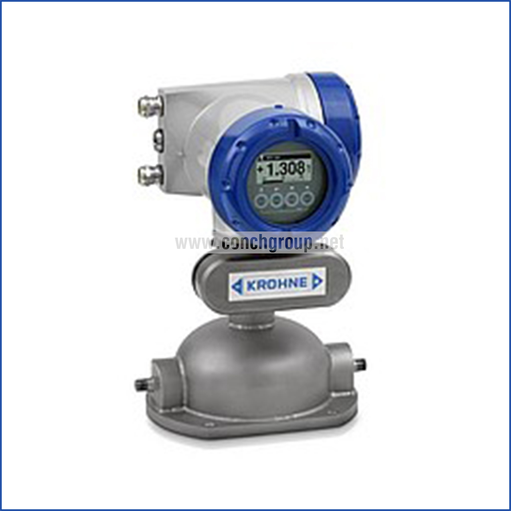 Germany mass flow meter OPTIMASS 3000 for low flow measurement