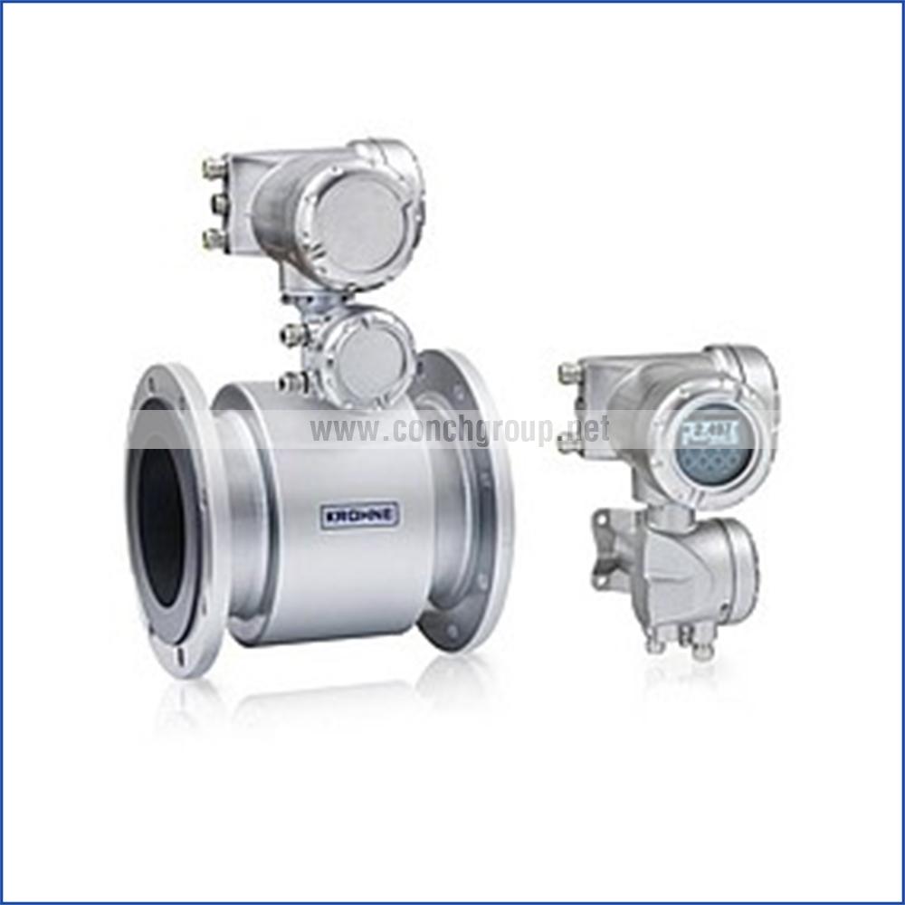 Krohne Electromagnetic flowmeters TIDALFLUX 2300 F