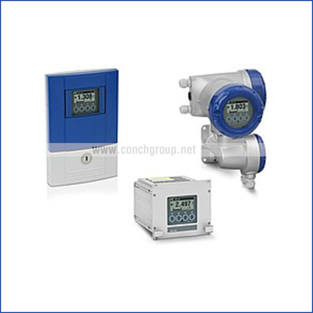 Krohne Mass Flow Meter MFC 300 Signal converter for mass flowmeters