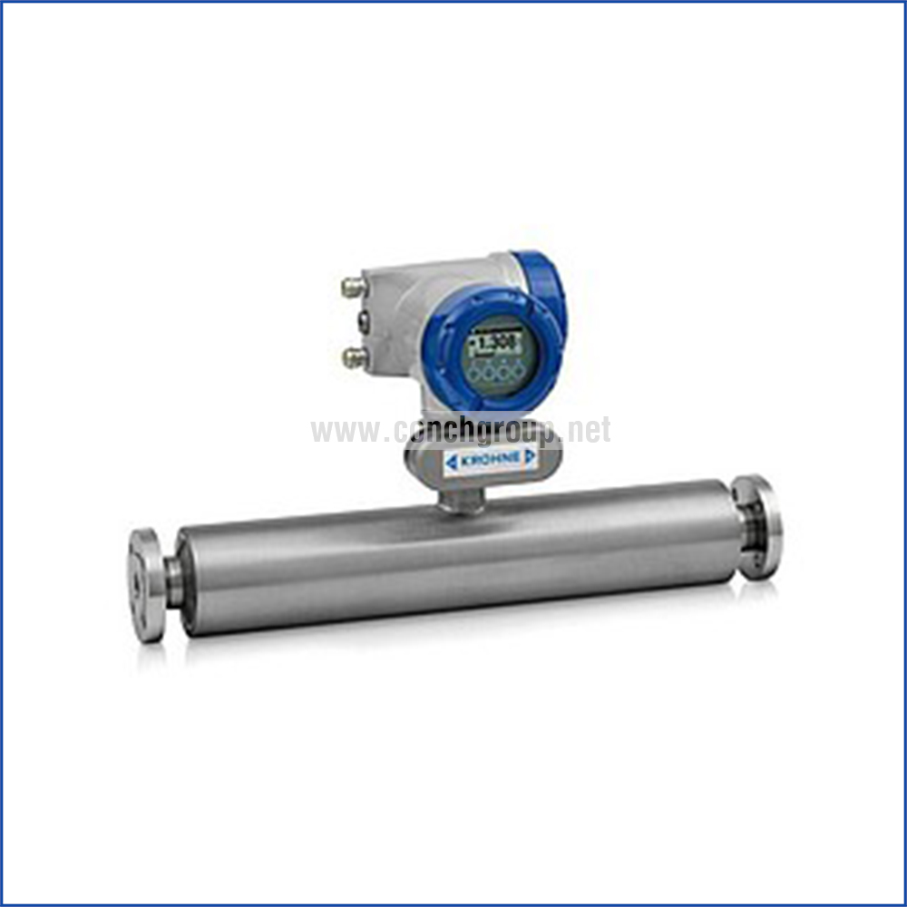 Krohne Mass Flowmeters OPTIMASS 7000 Mass Flow Meter Sensors