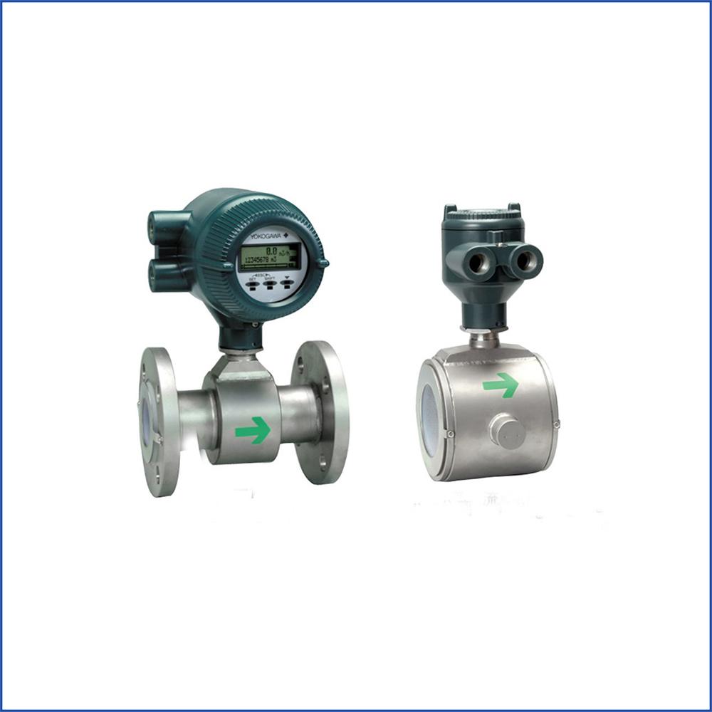Yokogawa AXF200 AXF Magnetic Integral Flowmeter Remote Flowtube