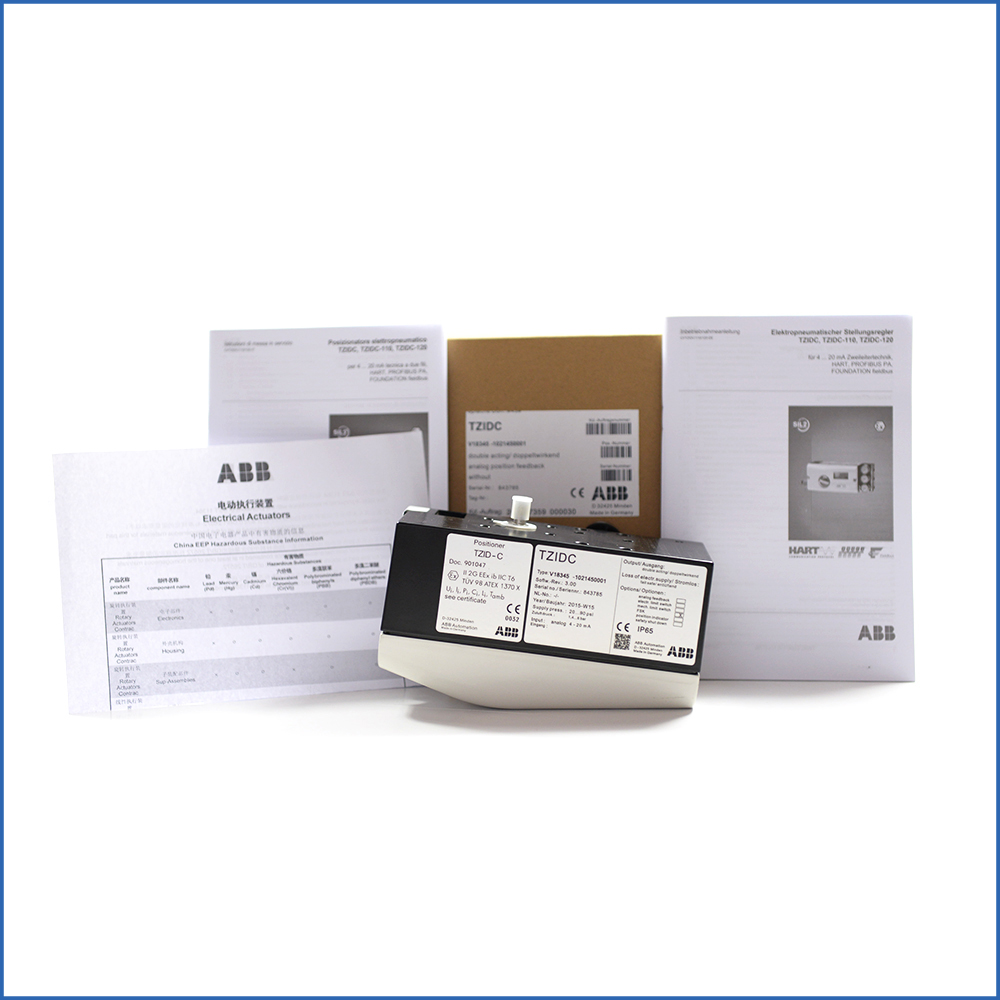 ABB TEIP11 IP signal converter for standard signals