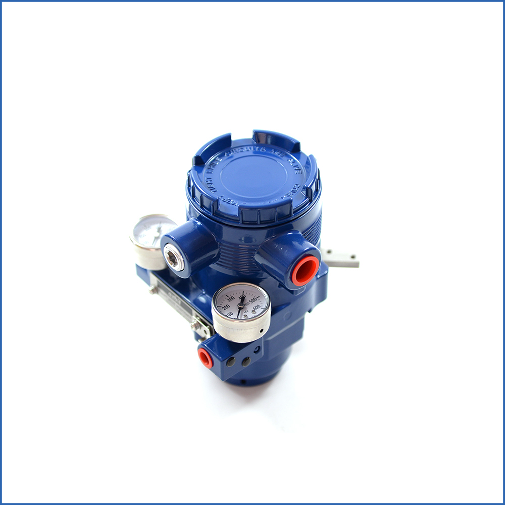 Azbil Smart Valve Positioner 200 Series Model AVP201