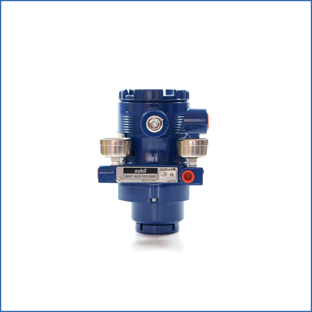 Azbil Smart Valve Positioner 300 Series Model AVP301