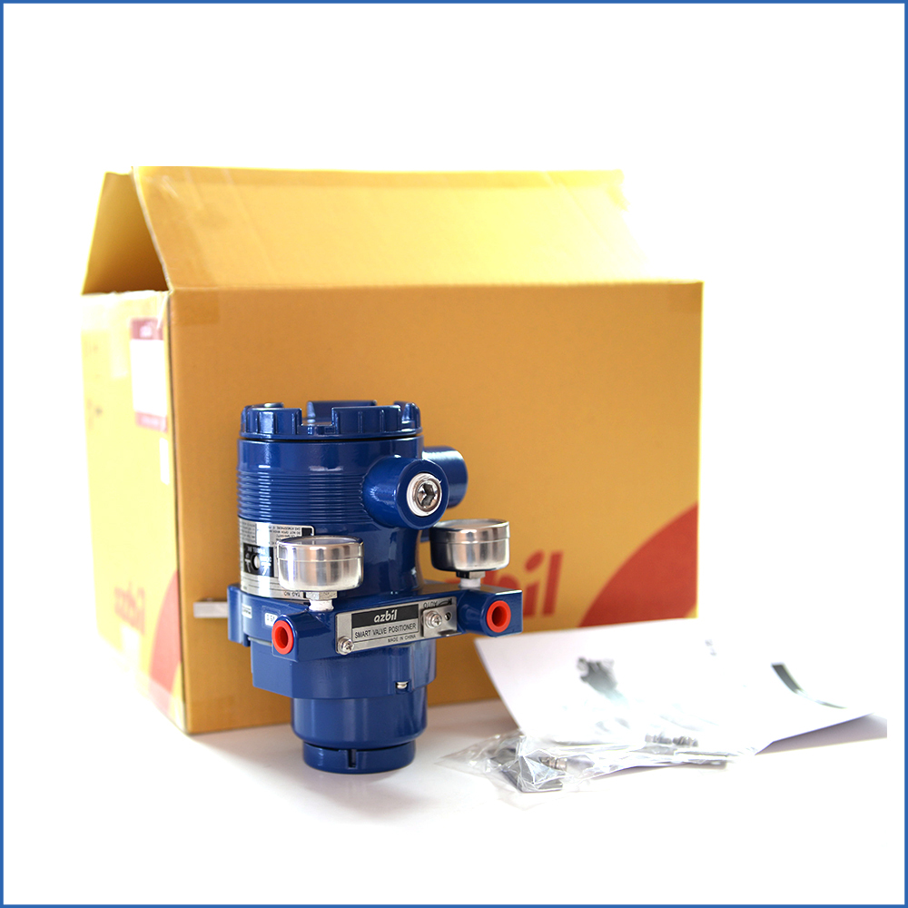 Azbil Smart Valve Positioner for Rotary Valve SVX100