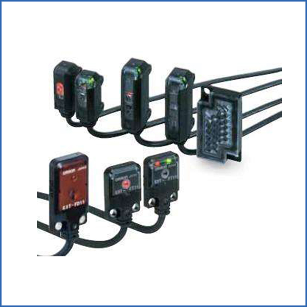 OMRON Photoelectric Sensors E3T series