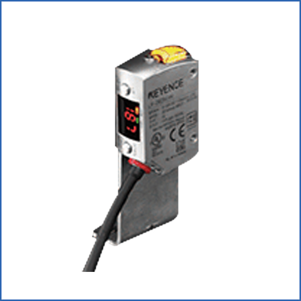 KEYENCE Self-contained CMOS Photoelectric Sensors LR-Z series
