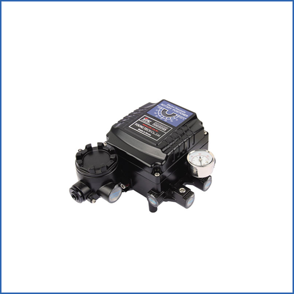 YTC Electro Pneumatic Positioner YT-1000R Series