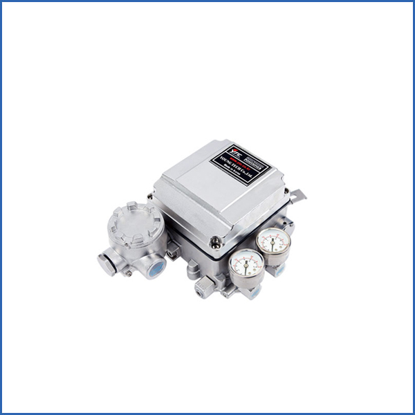 YTC Electro Pneumatic Positioner YT-1050 Series