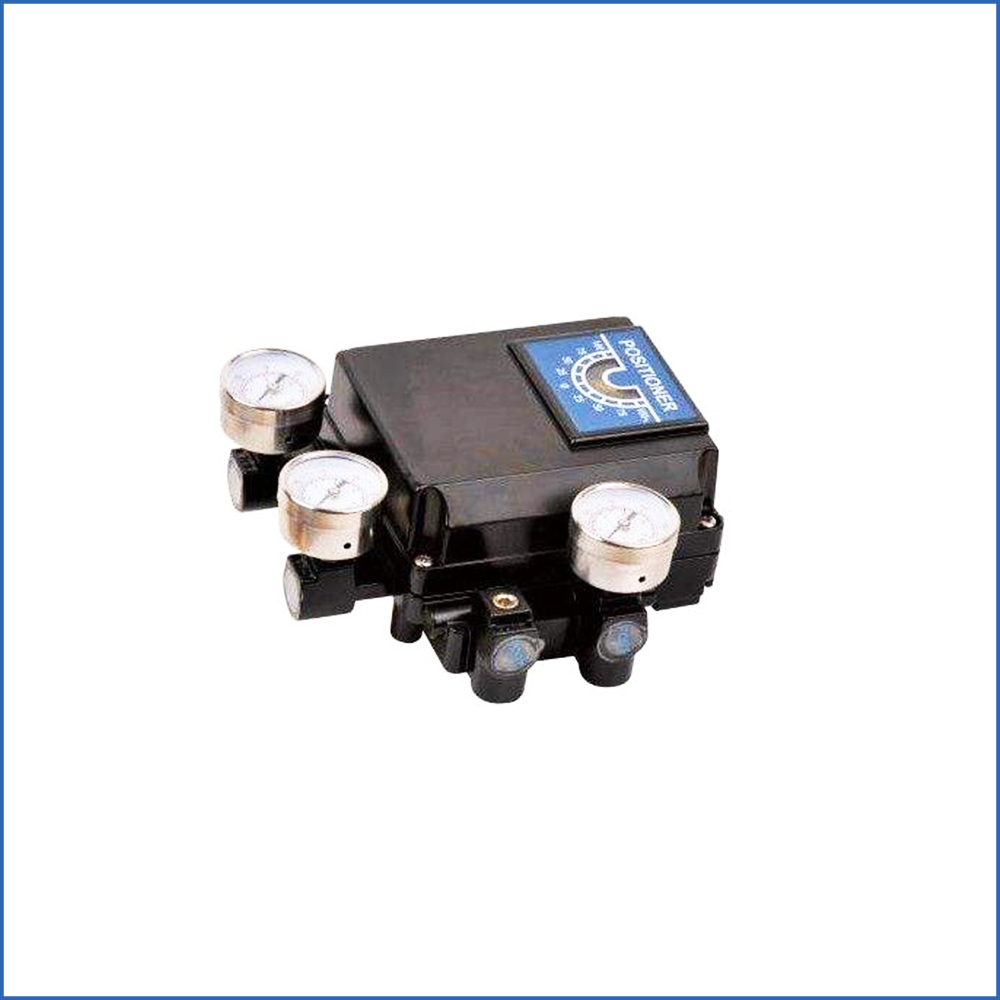 YTC Electro Pneumatic Positioner YT-1000L Series