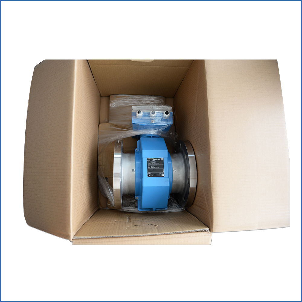 Endress Hauser Proline Promag W400 5W4C1F Electromagnetic Flowmeter