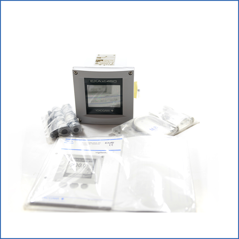 Yokogawa PH450G pH and Redox (ORP) Converter
