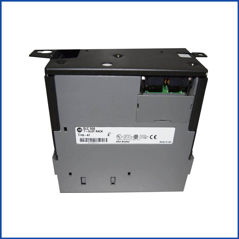 Allen Bradley 1746-A7 I/O Modules SLC 500 Processors