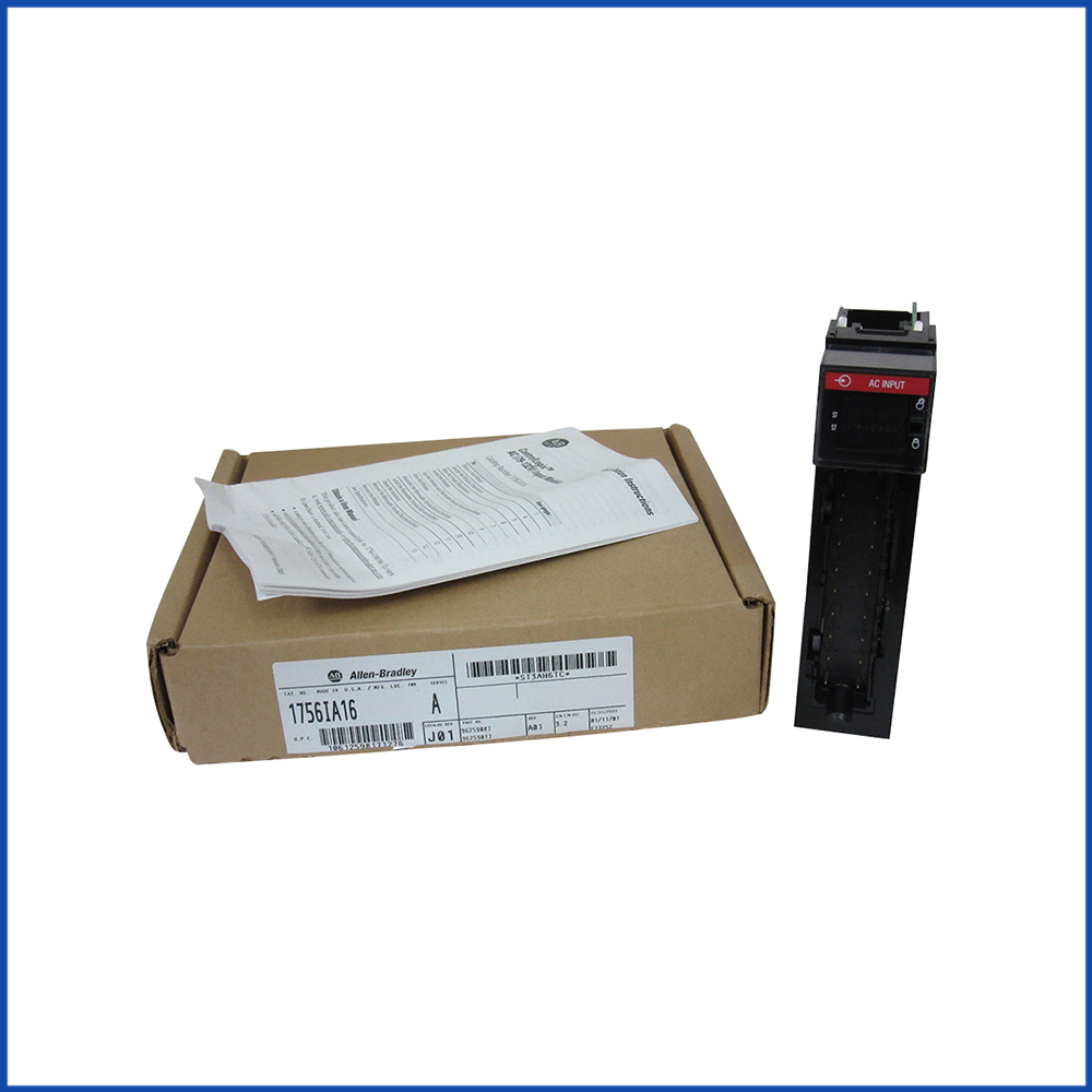 Allen Bradley 1756-IV16 PLC ControlLogix Input Module
