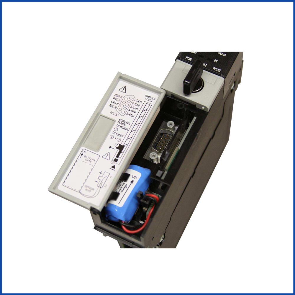 Allen Bradley 1756-L60M03SE PLC ControlLogix Controller