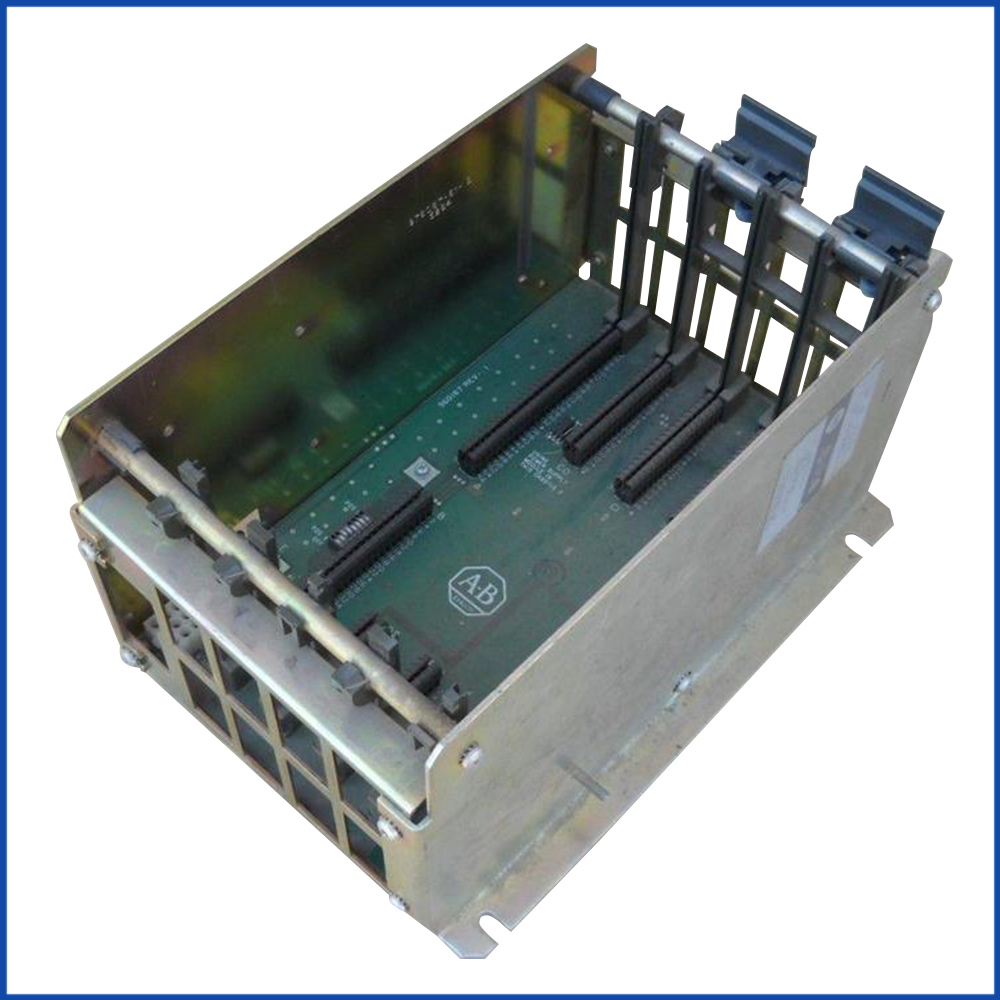 Allen Bradley 1771-A1B I/O Chassis Assembly PLC