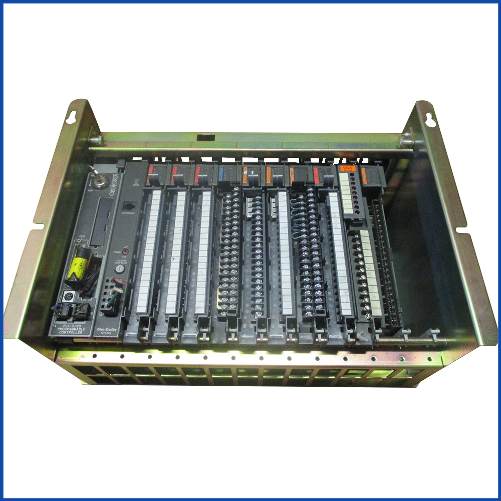 Allen Bradley 1771-A3B I/O Chassis Assembly PLC