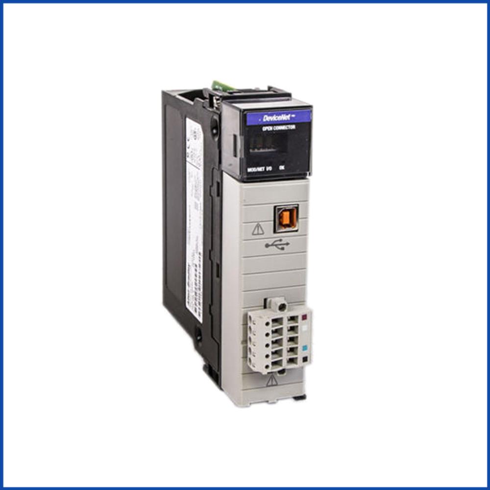 Allen Bradley PLC 1756-L72 ControlLogix Processor Module