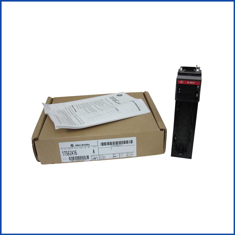 Allen Bradley PLC 1756-OB16D ControlLogix Output Module