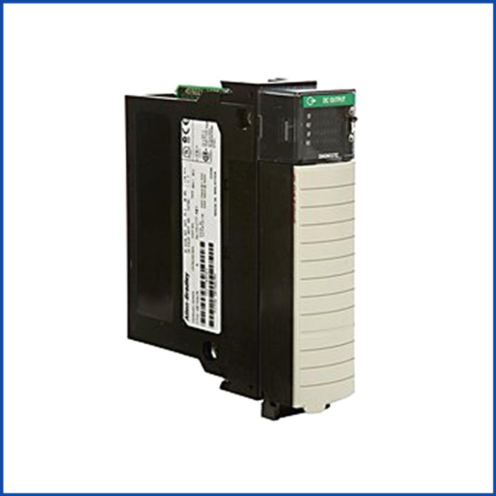 Allen Bradley PLC 1756-OB16E ControlLogix Output Module