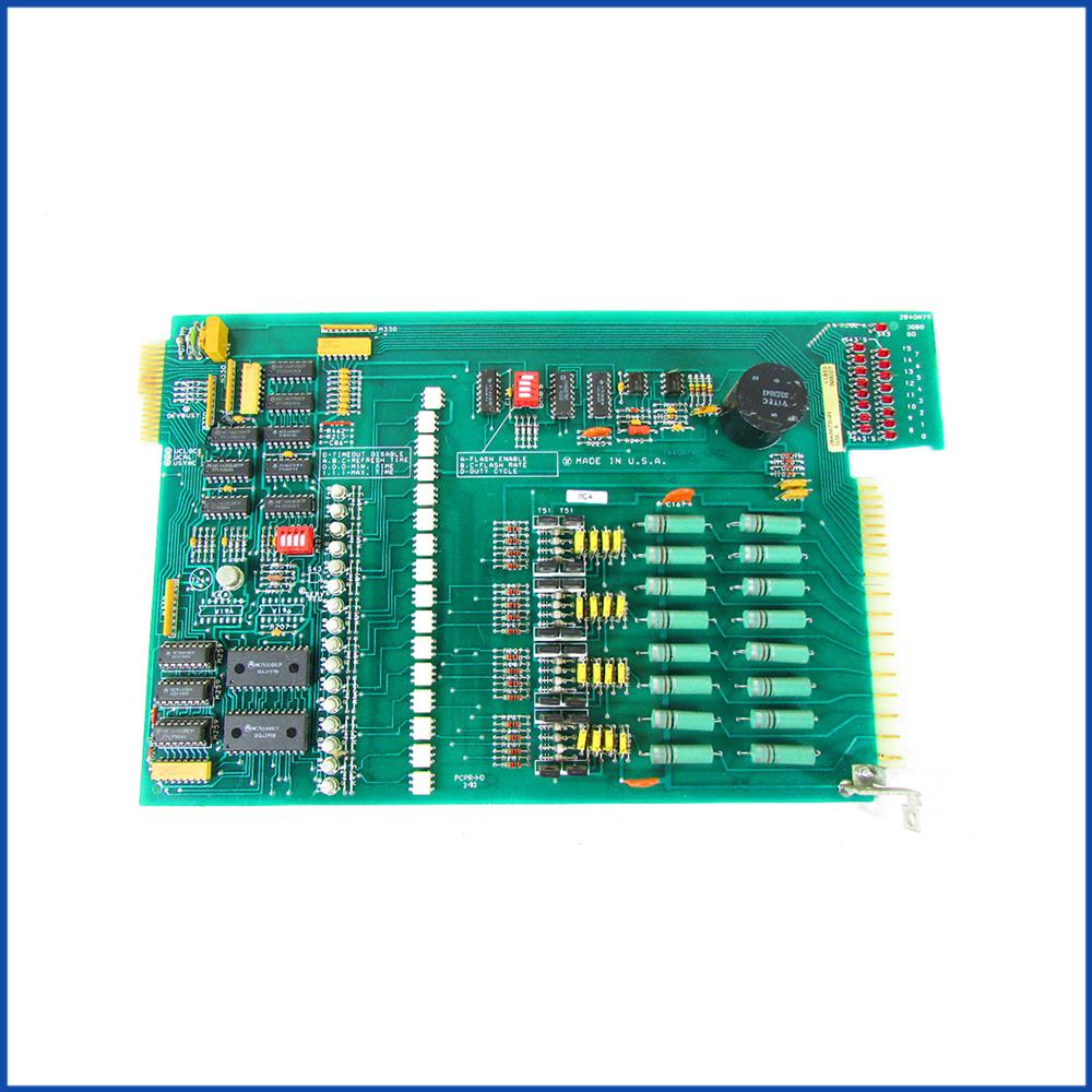 Westinghouse PLC 1P00000G01 Analog Output Module
