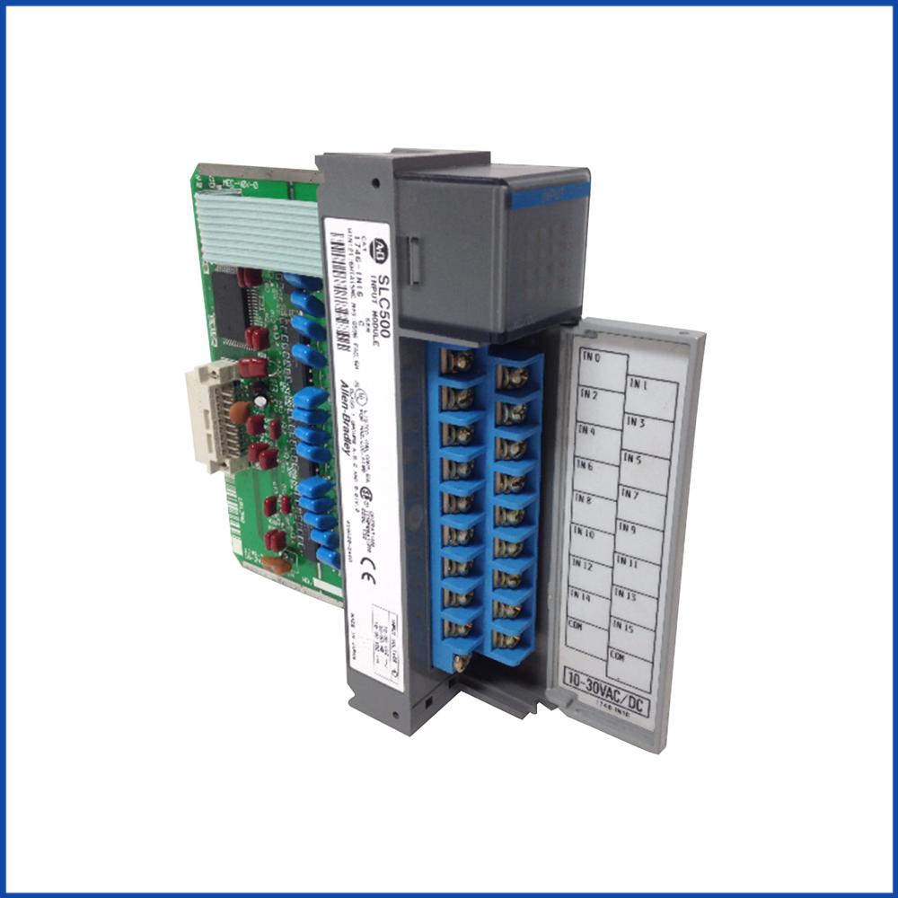 Allen Bradley 1746-IN16 IO Digital Input Module SLC 500 Processors